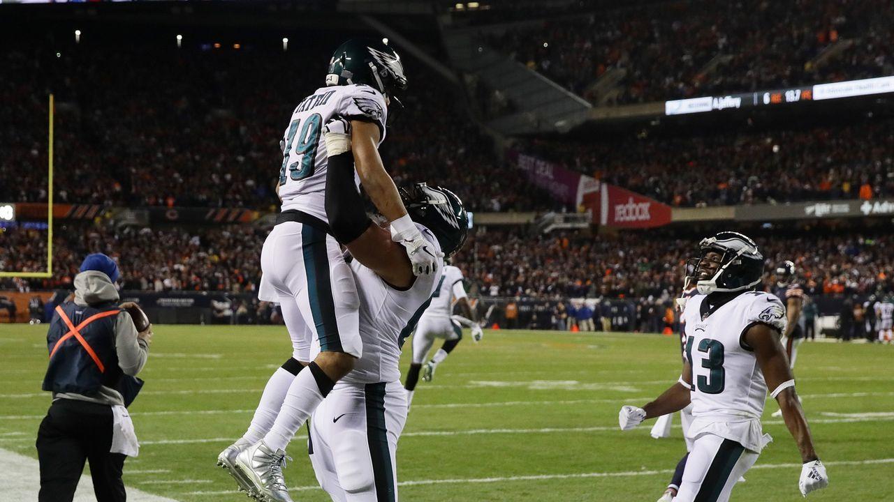 Platz 8 (geteilt): Philadelphia Eagles - Bildquelle: 2019 Getty Images
