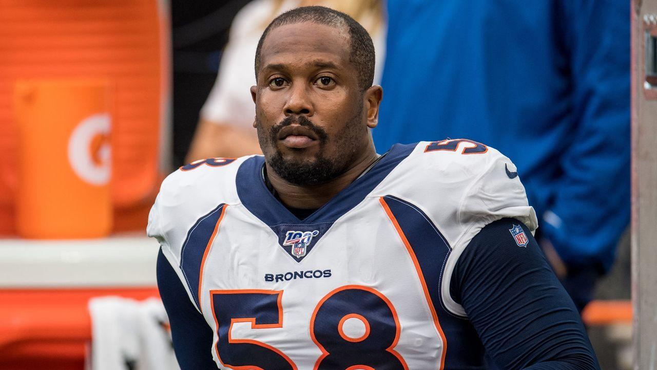 Denver Broncos - Bildquelle: imago