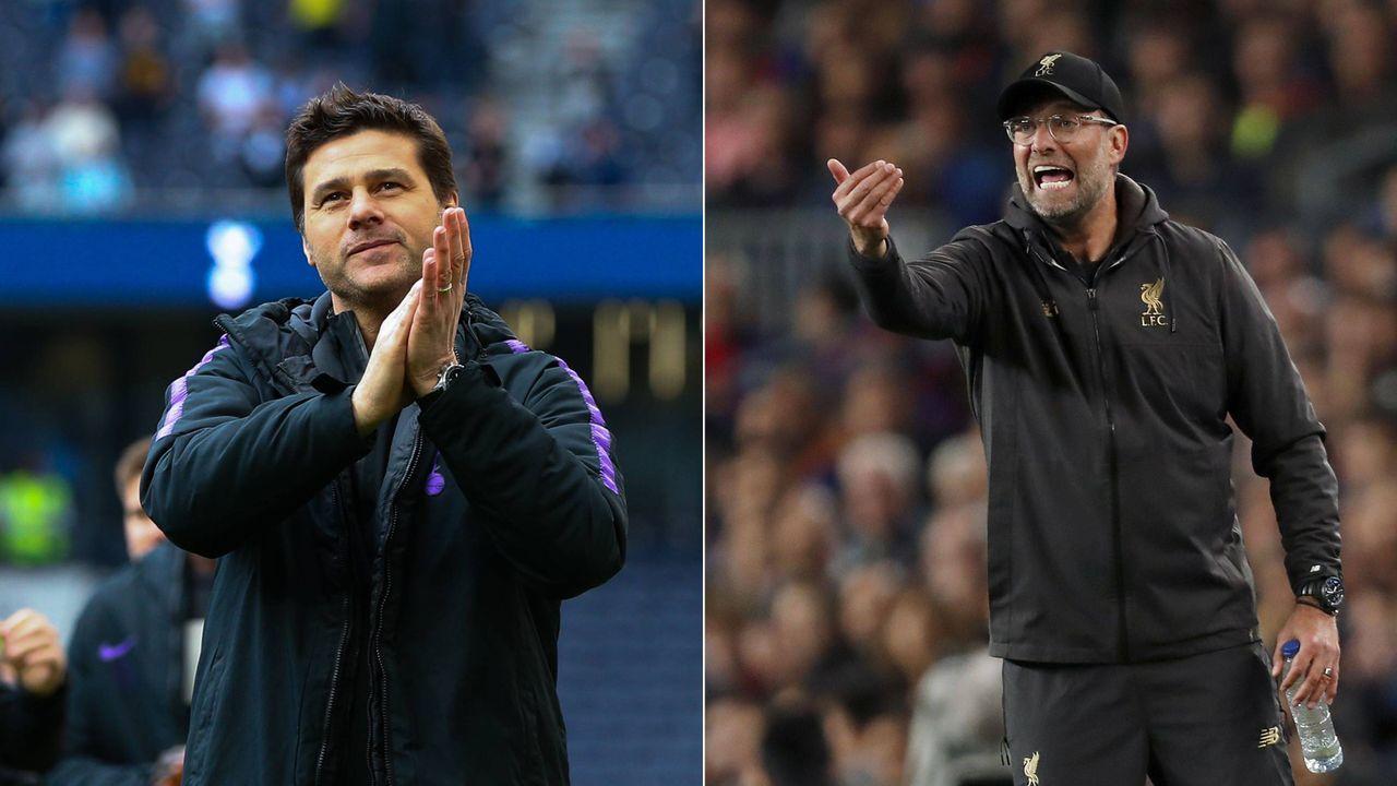 Trainervergleich: Mauricio Pochettino (Tottenham) vs. Jürgen Klopp (Liverpool) - Bildquelle: 2018 Getty Images