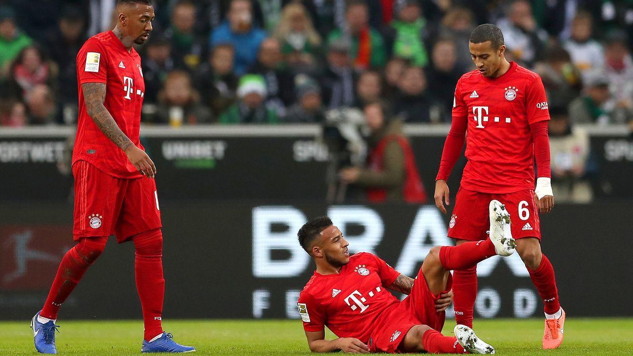 Corentin Tolisso (FC Bayern München) - Bildquelle: Getty Images