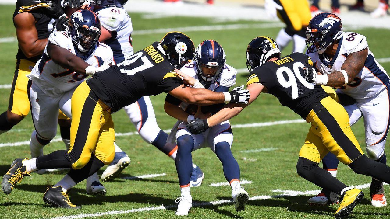 Pittsburgh Steelers: Druck ohne Ende - Bildquelle: getty