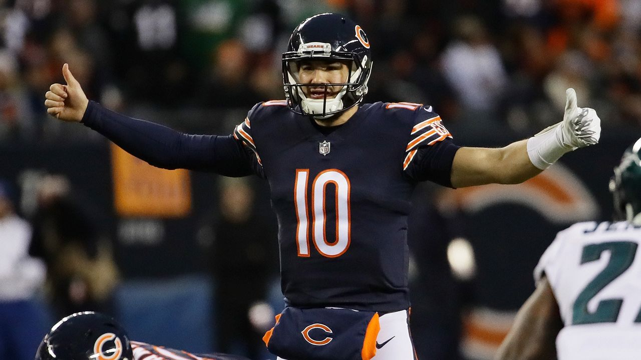 Mitchell Trubisky (Chicago Bears) - Bildquelle: getty