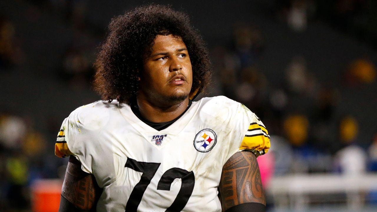 Zach Banner (Pittsburgh Steelers) - Bildquelle: 2019 Getty Images