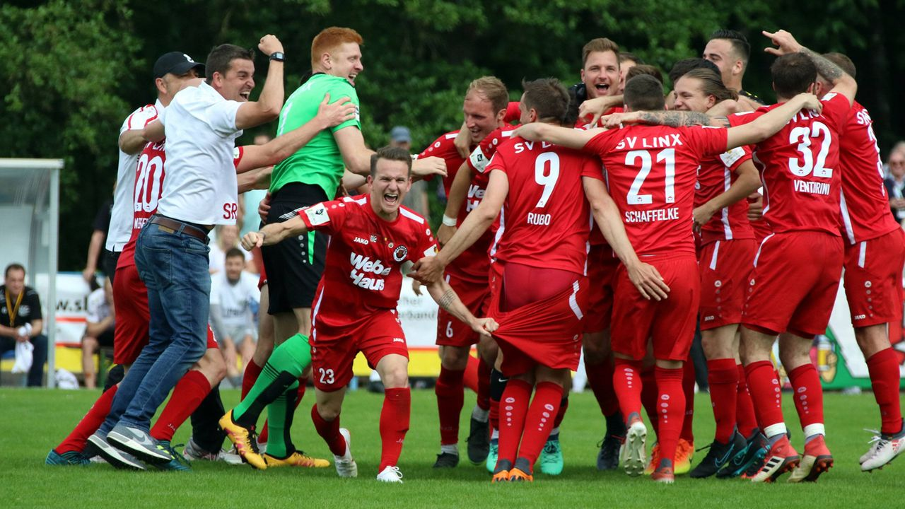 SV Linx (6. Liga) - Bildquelle: imago/Eibner