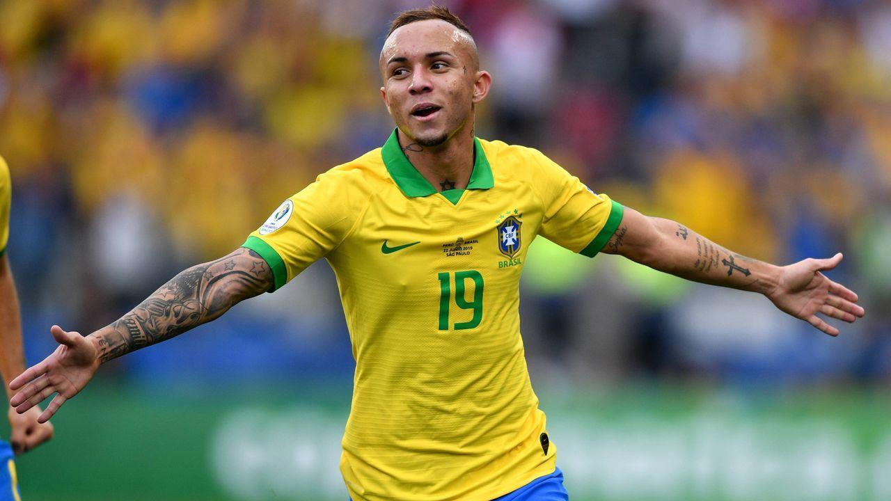 Angriff - Everton (Brasilien) - Bildquelle: imago images / Xinhua