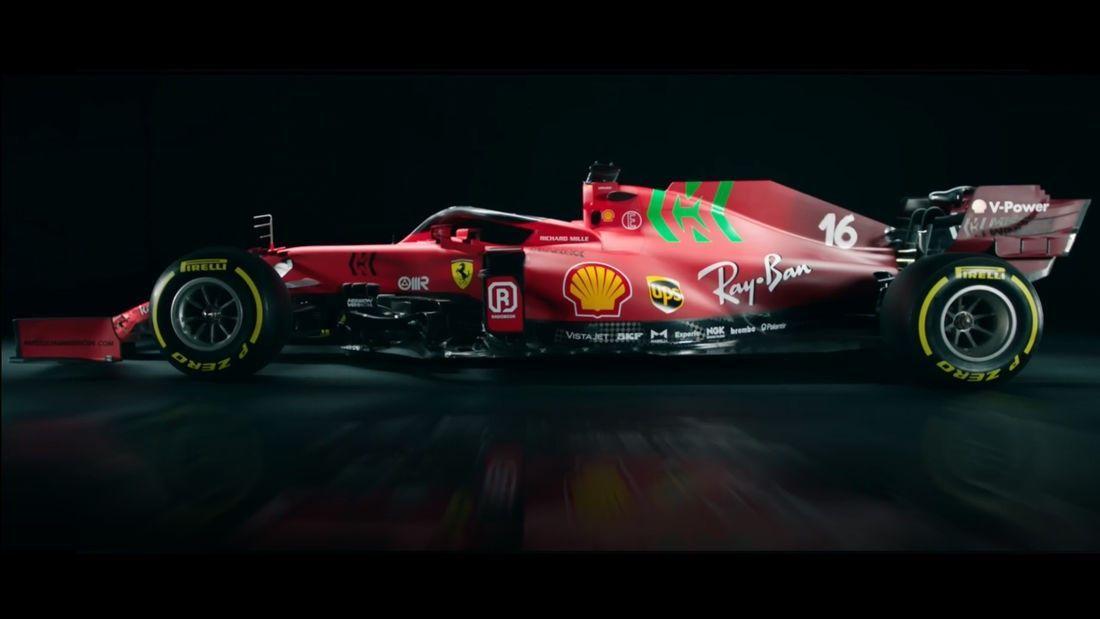SF21: Das ist neu am Ferrari-Motor  - Bildquelle: Ferrari