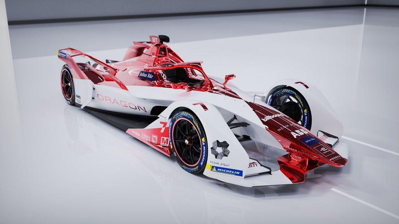 Dragon Penske - Bildquelle: FIA Formula E