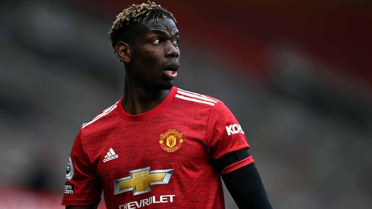 Paul Pogba (Manchester United) - Bildquelle: 2021 Getty Images