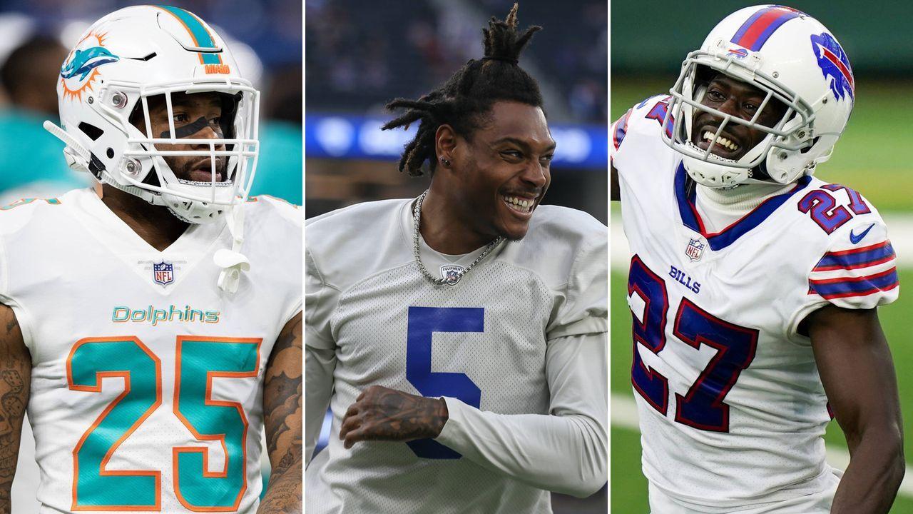 Top 10: Die besten Cornerbacks der NFL  - Bildquelle: imago