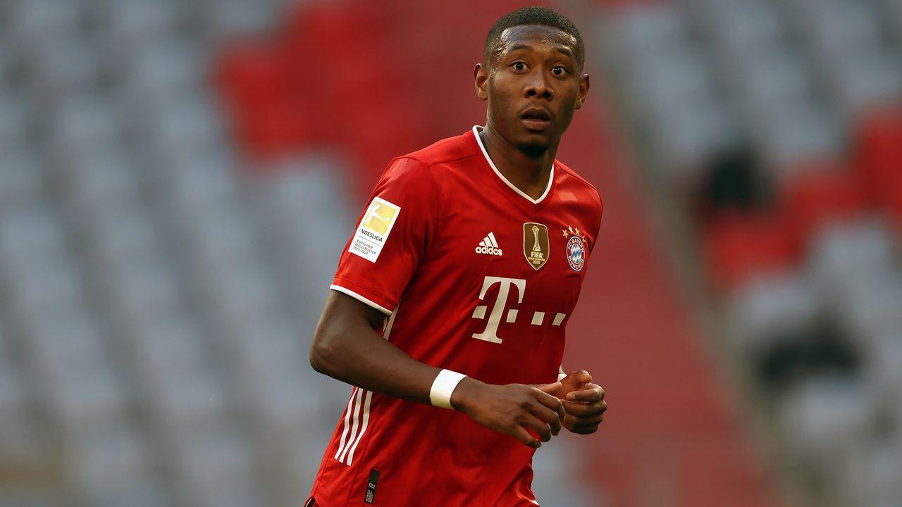 David Alaba (seit 2010 beim FC Bayern München) - Bildquelle: 2021 Getty Images
