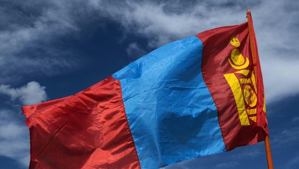 Die Mongolei gewinnt das erste Quali-Spiel für Katar - Bildquelle: AFPSIDJOEL SAGET