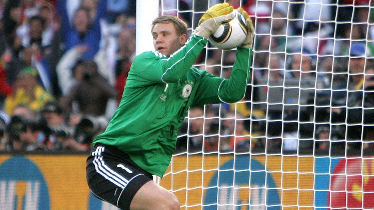 WM-Endrunde 2010: Deutschland - England 4:1 (2:1) - Bildquelle: imago sportfotodienst