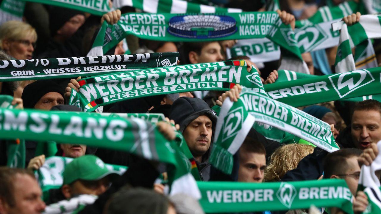 Werder Bremen - Bildquelle: 2019 Getty Images