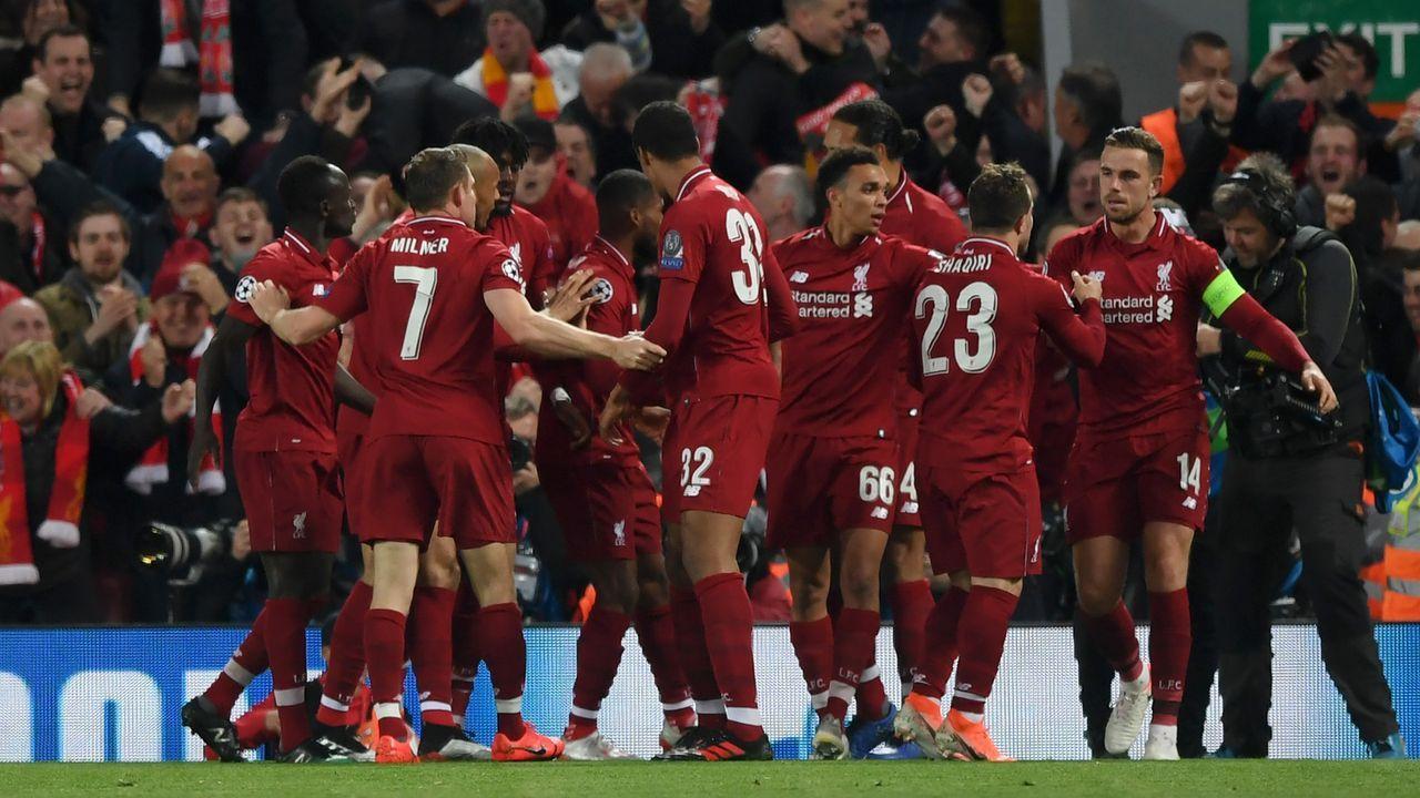 Liverpool schafft das Wunder - Beide Teams in der Einzelkritik