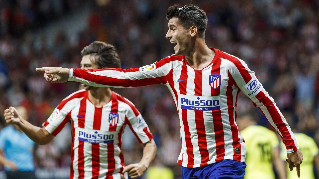 Topf 2: Atletico Madrid - Bildquelle: imago images / eu-images