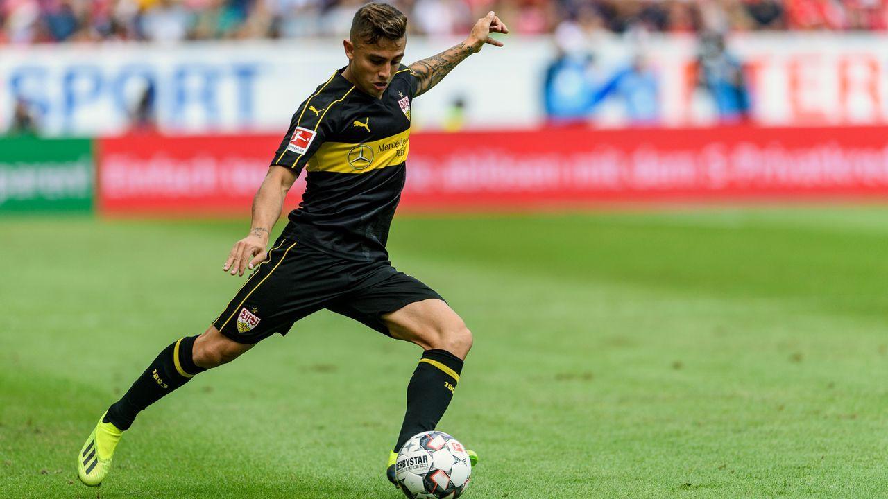 Pablo Maffeo (VfB Stuttgart) - Bildquelle: 2018 Getty Images