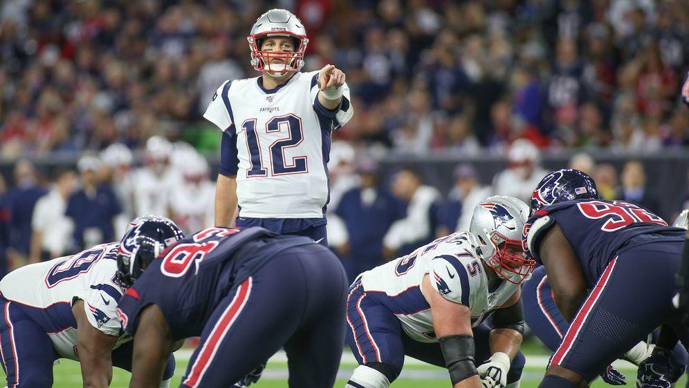 Tom Brady. - Bildquelle: imago images/Icon SMI