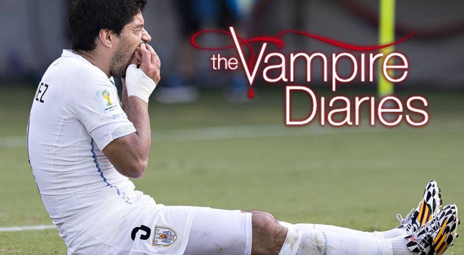 Luis Suarez - The Vampire Diaries - Bildquelle: imago/Moritz Müller