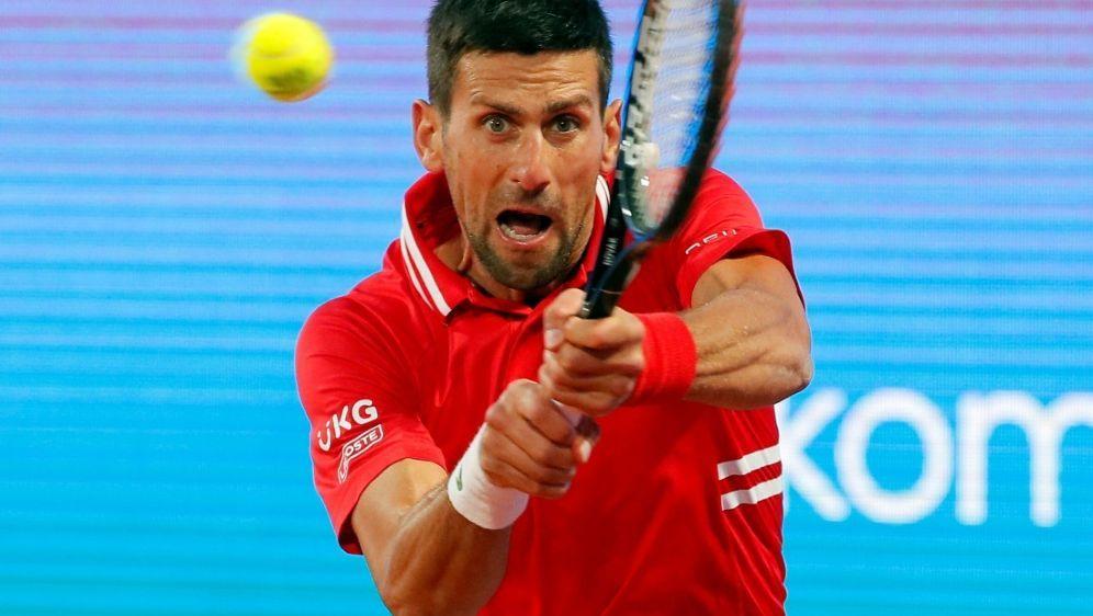 Verletzung des Doppelpartners stoppt Djokovic - Bildquelle: AFPSIDPEDJA MILOSAVLJEVIC