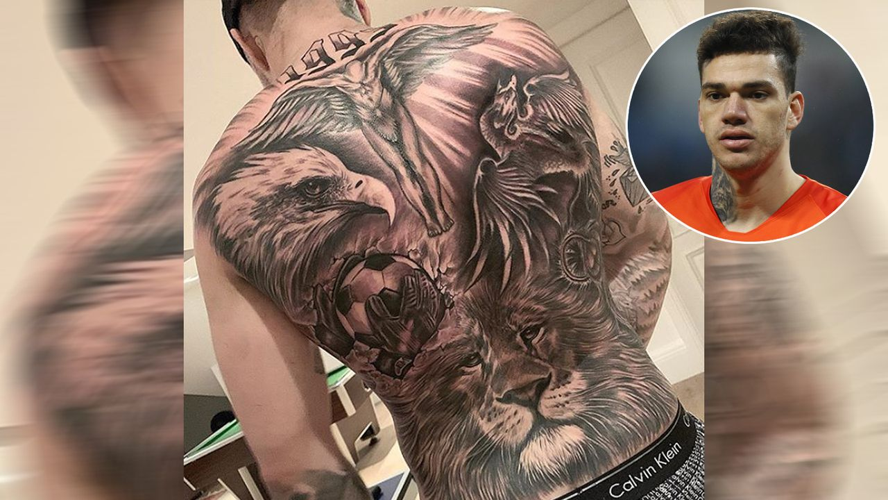 Tattoos Der Fussball Stars Costa Boateng Beckham Und Co