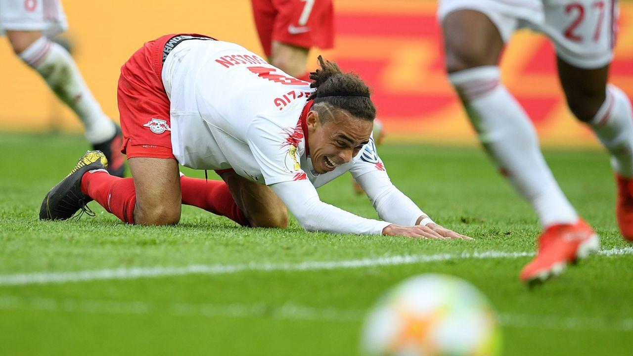 Yussuf Poulsen (RB Leipzig) - Bildquelle: Getty