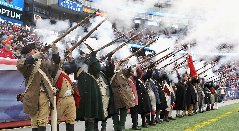 End Zone Militia - Bildquelle: 2014 Getty Images