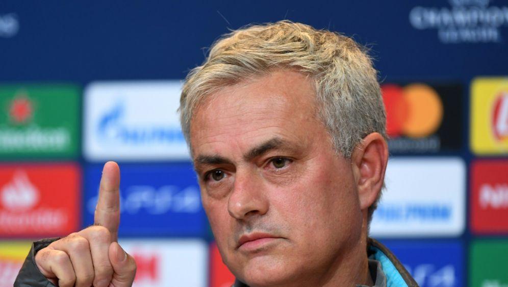Mourinho schließt Engagement bei den Bayern aus - Bildquelle: AFPSIDChristof STACHE