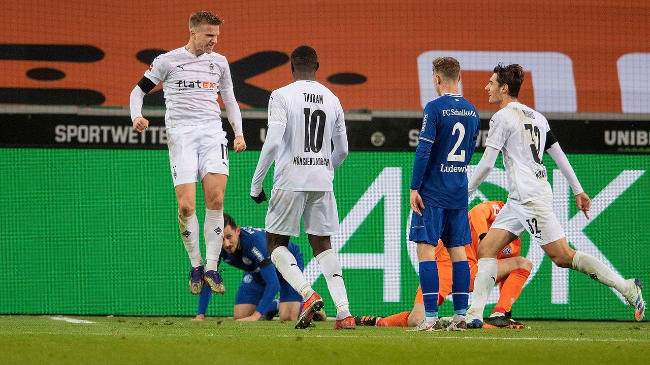 28. November 2020: 1:4-Pleite bei Borussia Mönchengladbach - Bildquelle: imago images/Sven Simon