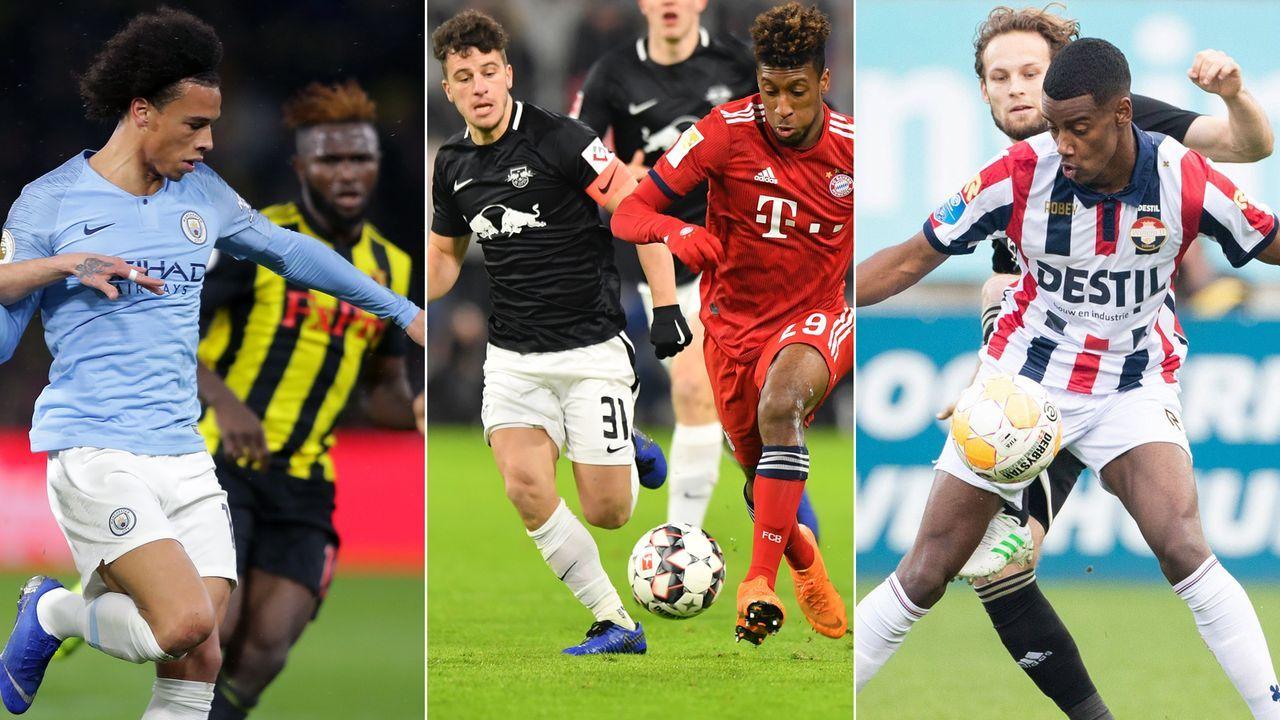 Die Pokal-Endspiele der wichtigsten Ligen Europas 2019 - Bildquelle: Getty Images/Imago