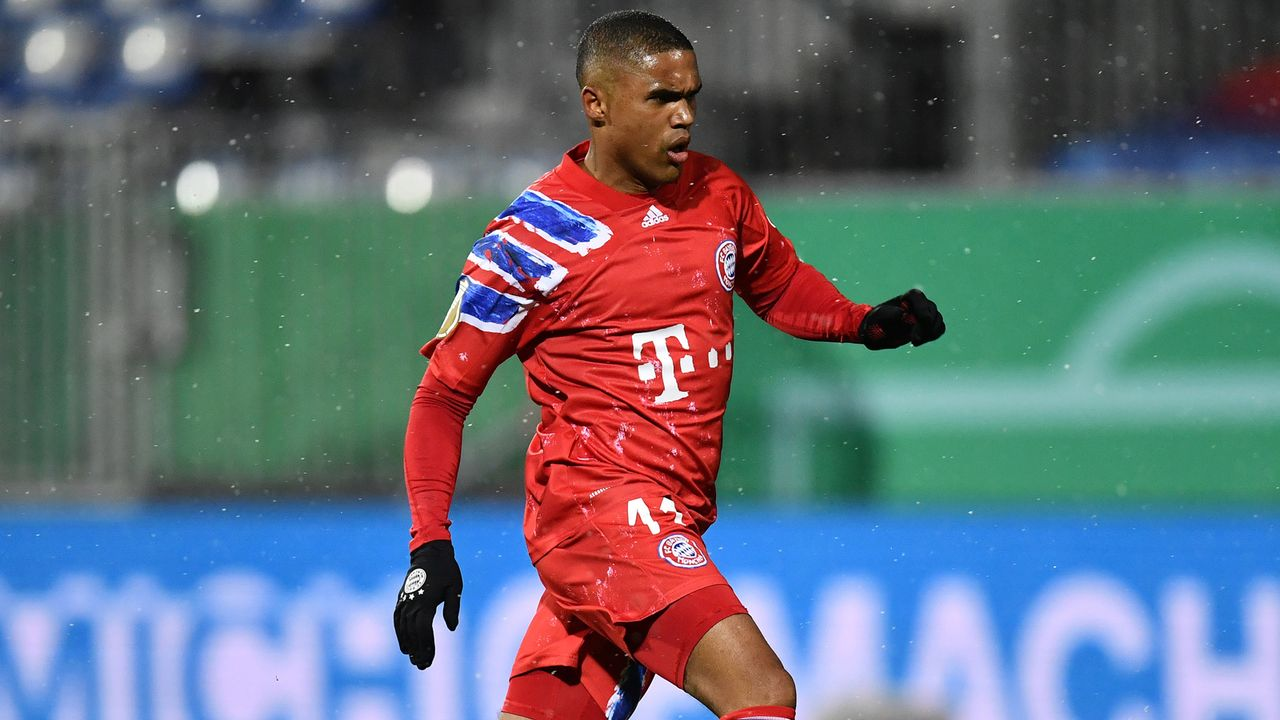 Douglas Costa - Bildquelle: 2021 Getty Images