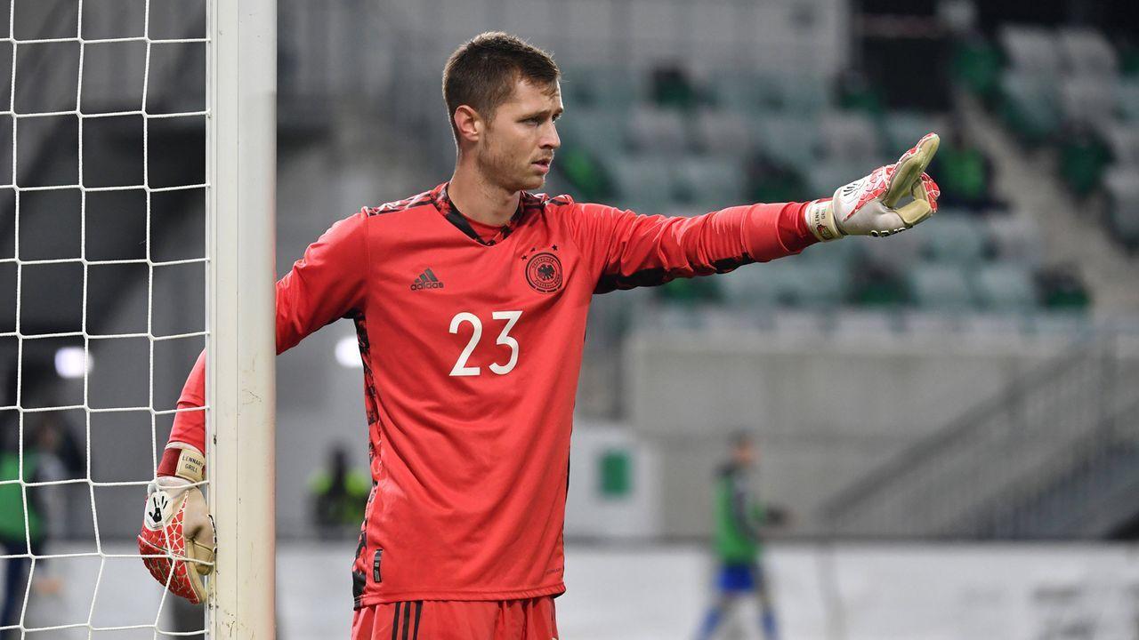 Lennart Grill (Torwart/Bayer Leverkusen) - Bildquelle: imago images/Sven Simon
