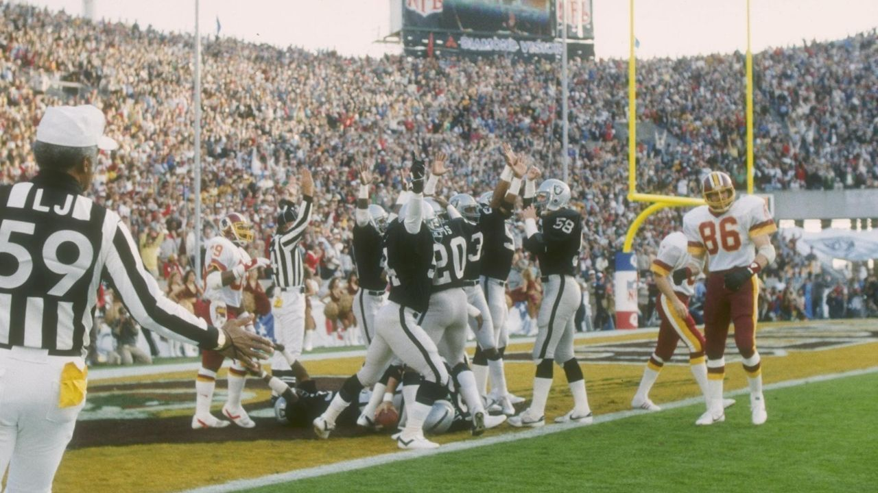 13. Spieltag - Super Bowl XVIII Rematch: Washington Football Teams vs. Las Vegas Raiders  - Bildquelle: getty