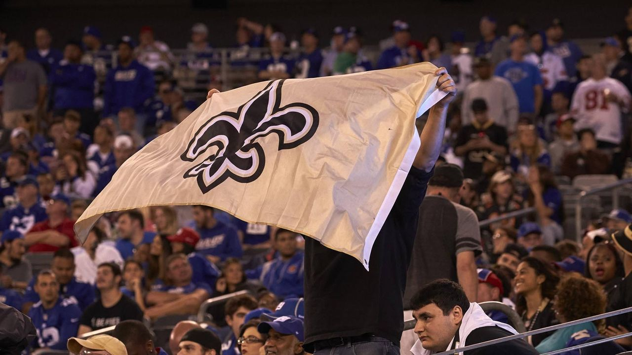 Platz 14: New Orleans Saints  - Bildquelle: imago/ZUMA Press