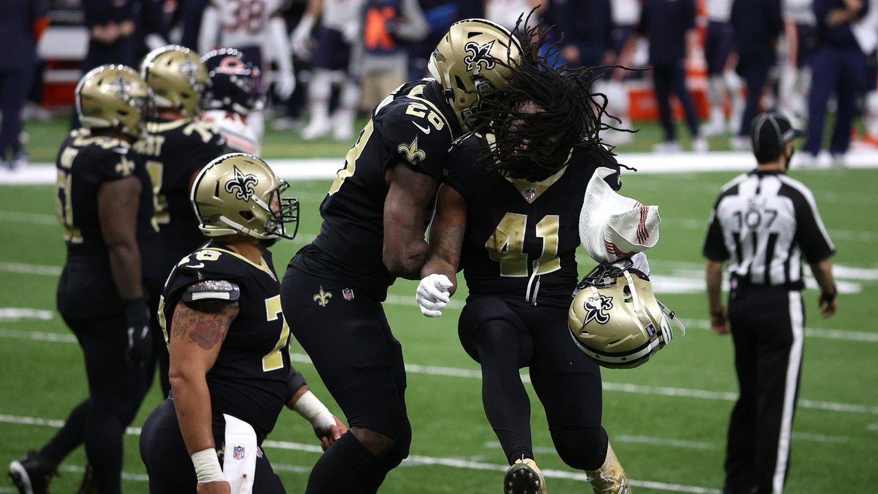 Platz 24 (geteilt): New Orleans Saints - Bildquelle: 2021 Getty Images