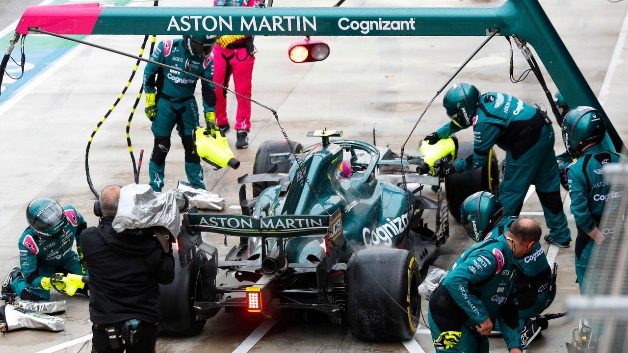 Verlierer: Aston Martin - Bildquelle: Imago
