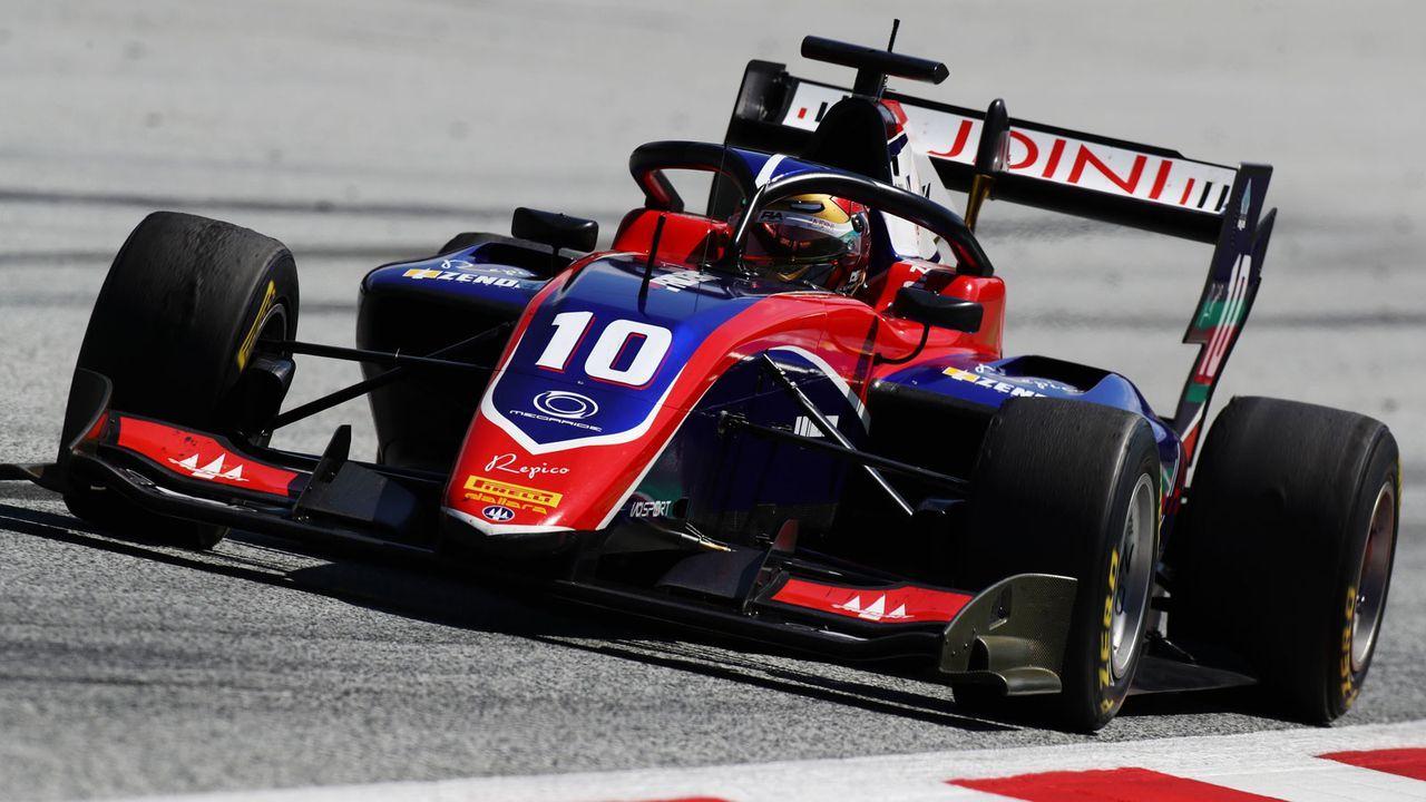 Lirim Zendeli (Formel 3) - Bildquelle: Getty Images