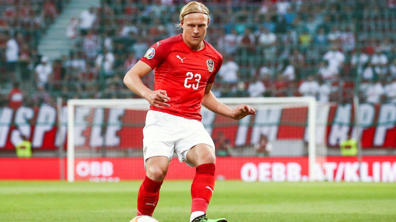 Xaver Schlager (VfL Wolfsburg) - Bildquelle: imago images / GEPA pictures
