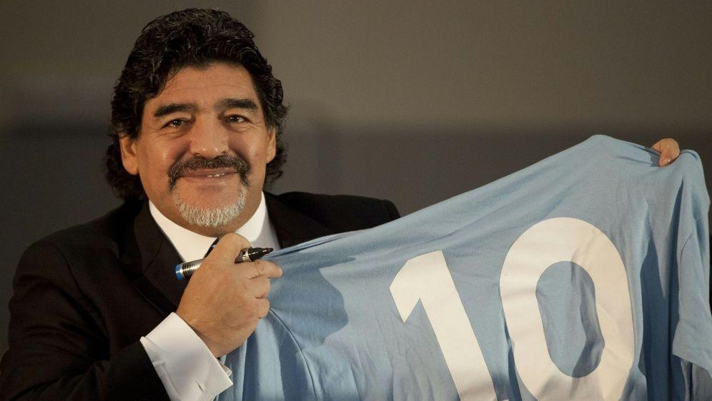 Maradonas ehemalige Vereine und Weggefährten trauern - Bildquelle: AFPSIDCARLO HERMANN