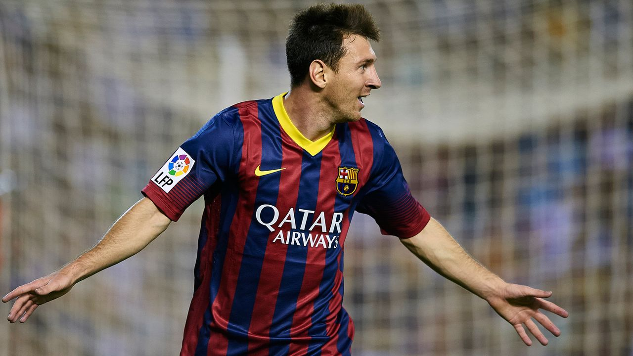 Lionel Messi (FC Barcelona) - Bildquelle: 2013 Getty Images