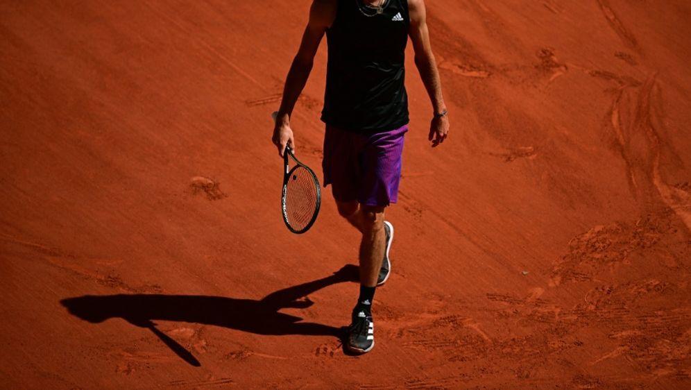 Tennisstar Alexander Zverev - Bildquelle: AFPSIDMARTIN BUREAU