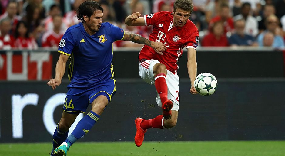 Thomas Müller - Bildquelle: Getty Images