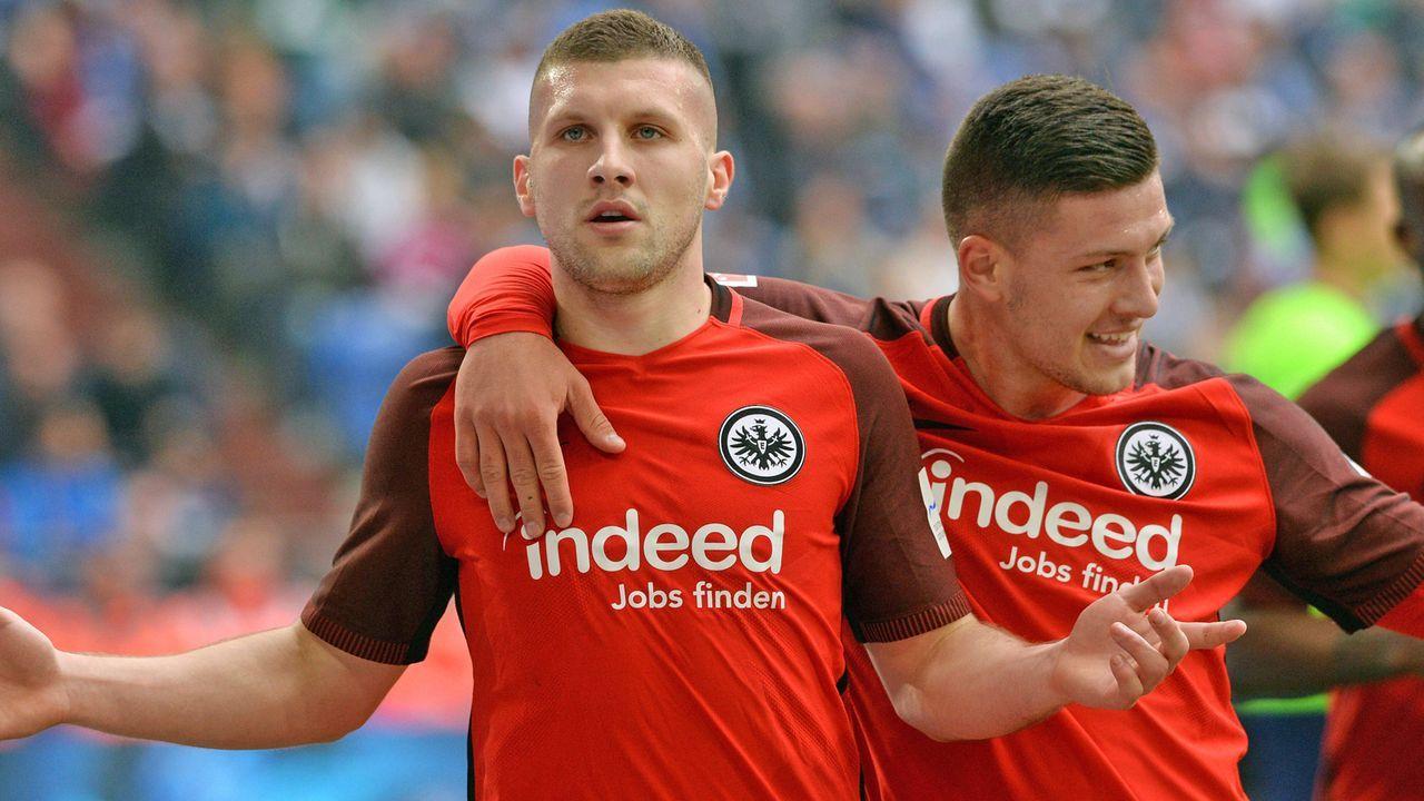 Ante Rebic (Eintracht Frankfurt) - Bildquelle: imago