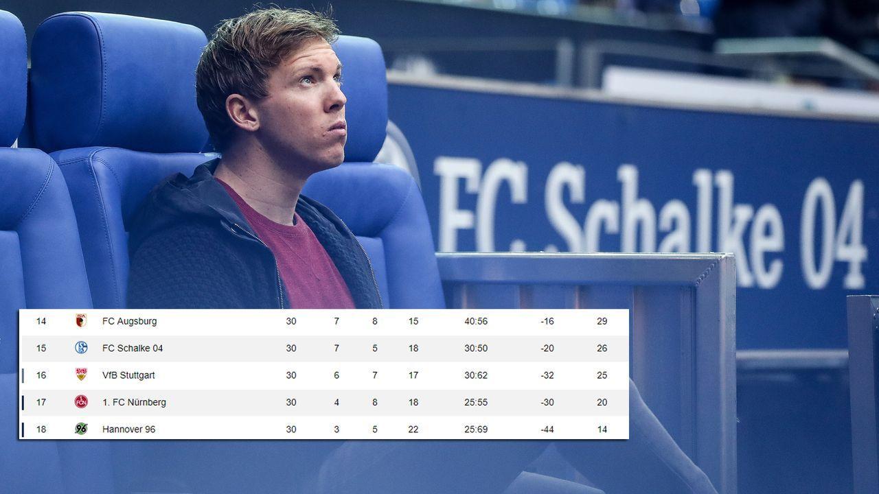 30. Spieltag: Nagelsmann entführt drei Punkte auf Abschiedstour - Bildquelle: Getty Images