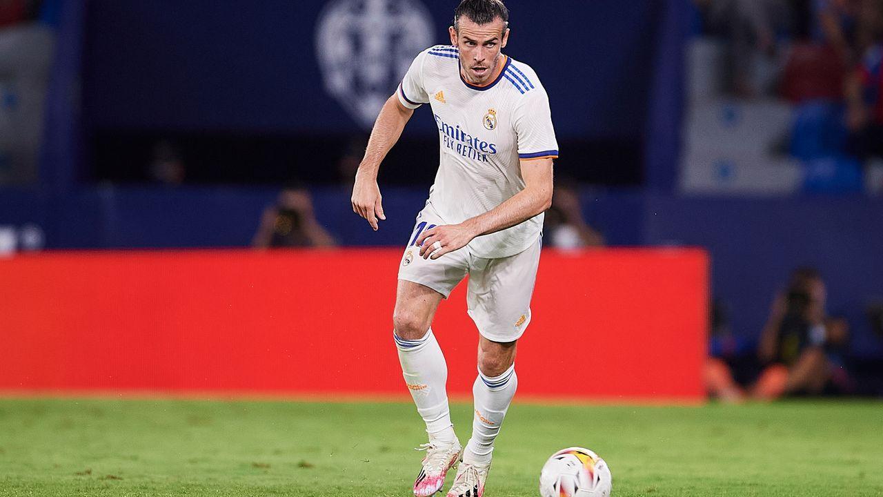 Gareth Bale (Real Madrid) - Bildquelle: 2021 Aitor Alcalde Colomer