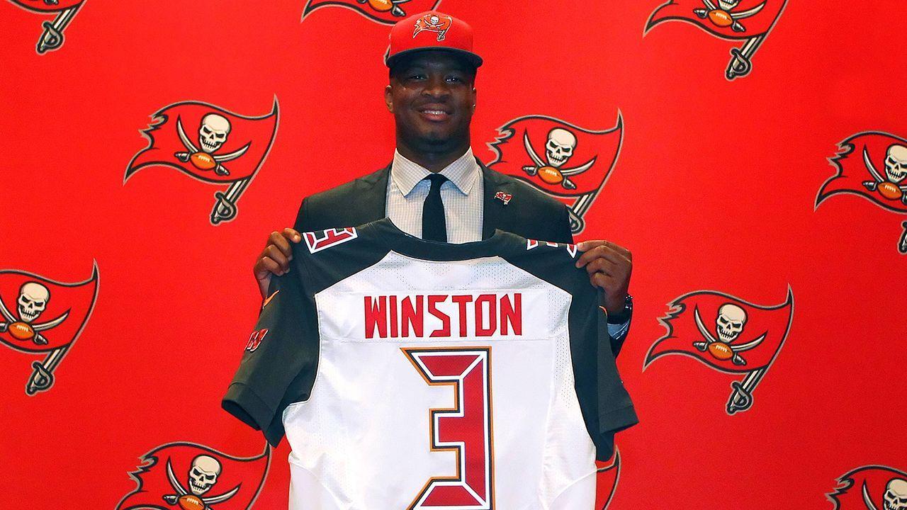 NFL Draft 2015: Jameis Winston