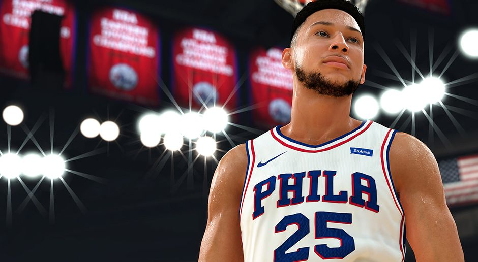 NBA 2K20 - Bildquelle: Take-Two Interactive Software