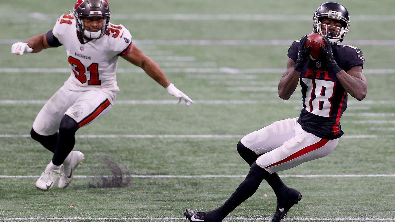 Wide Receiver: Calvin Ridley (Atlanta Falcons) - Bildquelle: 2020 Getty Images