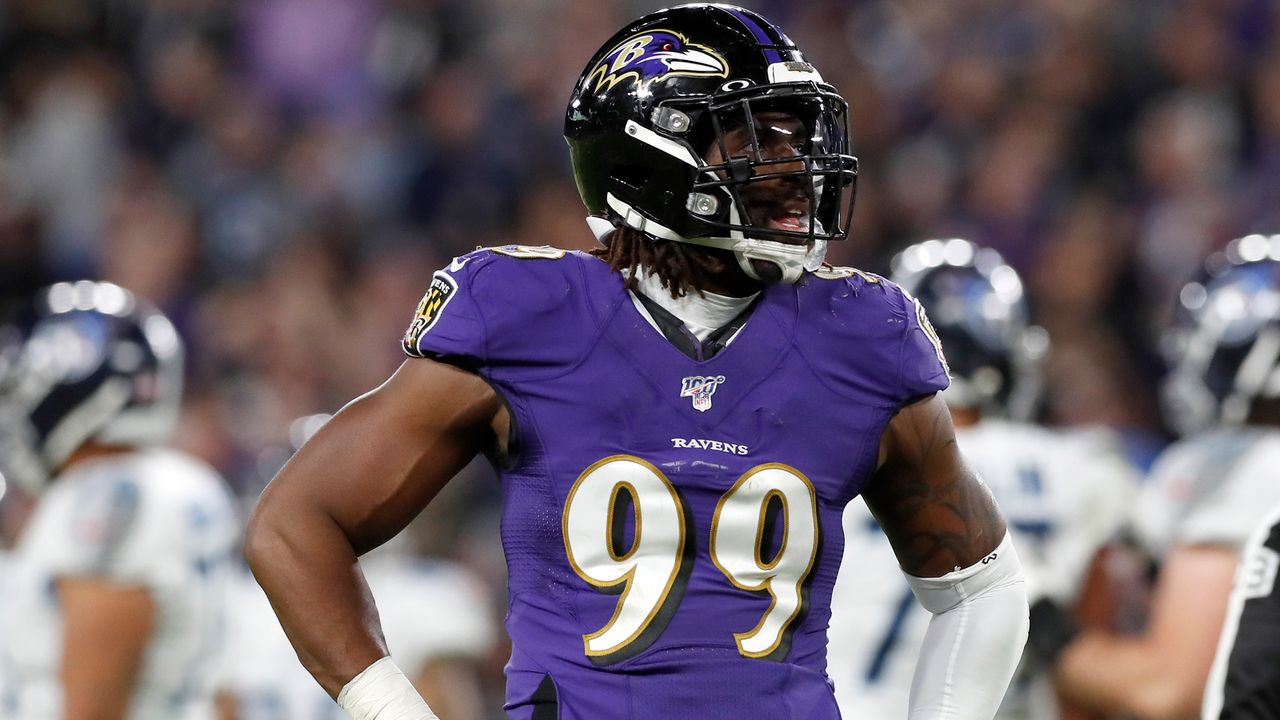 FIX: Baltimore Ravens - Bildquelle: 2019 Getty images