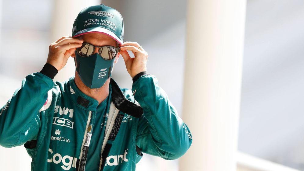 Sebastian Vettel hofft in Barcelona auf die ersten Punkte in der Saison. - Bildquelle: Imago Images