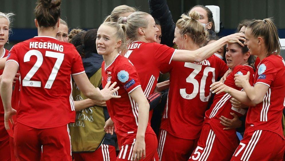 Bayern München trifft auf Lyon, Benfica und BK Häcken - Bildquelle: AFPSIDADRIAN DENNIS